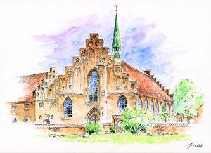 sct marie kirke helsingør